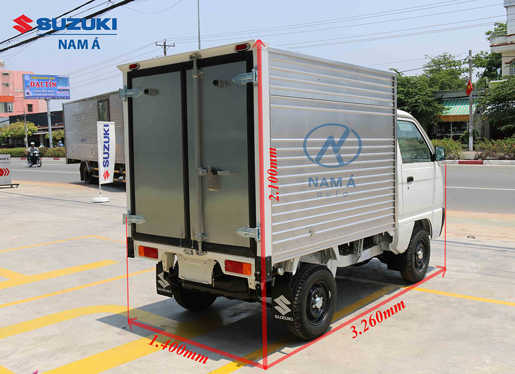 carry truck 500kg 8